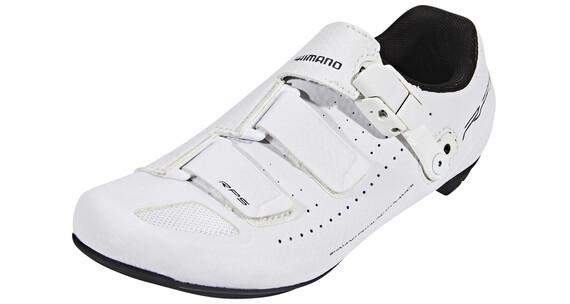 Shimano SH-RP5W sko hvid
